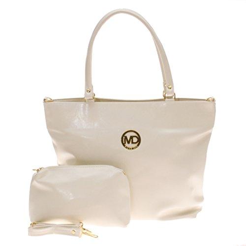 White Hobo Handbags - 9