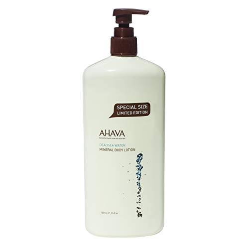 AHAVA Dead Sea Mineral Body Lotions