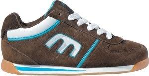 Etnies ETNIES Lolo Brown Blue taille 40, Damen Sneaker  Braun brown 40