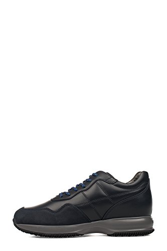 buy cheap visit new Hogan Men's HXM00N0J590C8K1001 Black Leather Sneakers outlet clearance top quality cheap price free shipping classic i2qjN