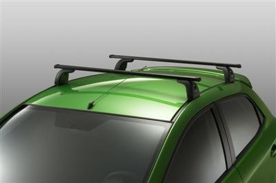 Awesome MAZDA 2 2011 2012 NEW OEM ROOF RACK