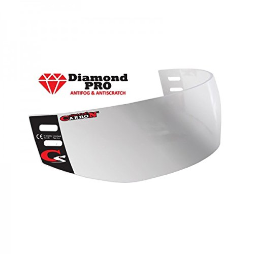 Visier CarbonSpeed Diamond PRO CS-1 ( MHX Pro) Antifog/Antiscratch