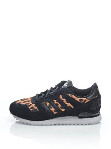 noiess Baskets Mode Adidas Originals Zx noiess Noir 700 W ftwbla Femme gwg8RqB