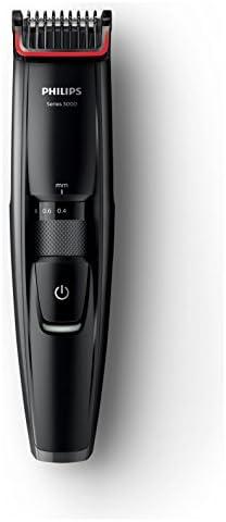 Philips bt5200/16 BEARDTRIMMER Series 5000 afeitadora: Amazon.es ...