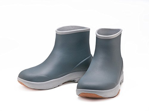SHIMANO Evair Deck Boots - Gray - Men's Size 11 ()