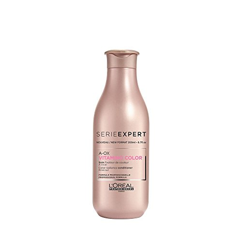 L'Oreal Professionnel Serie Expert - Vitamino Color A-OX Color Radiance Conditioner 200ml/6.7oz (Best Conditioner For Color Treated Hair 2019)