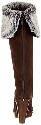 Nailed Moretti Marrone Donna Stivali Swedish Boot Laura Scuro qSZpwF