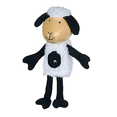 Sheep Animal Finger Puppet: Toys & Games