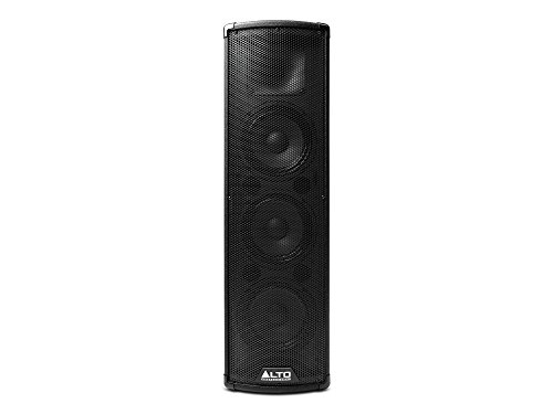 Alto Professional Trouper | 200W Bi-Amplified Bluetooth enabled Full Range PA System with 3 Channel Mixer, On-board EQ & Performance-Driven Connectivity (XLR / 1/4-Inch TRS, 1/8-Inch TRS, RCA) (Best Compact Speaker System)