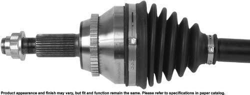 Drive Axle Cardone Select 66-5261 New CV Axle
