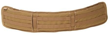 BLACKHAWK! Enhanced Padded Patrol Belt - Coyote Tan, Medium