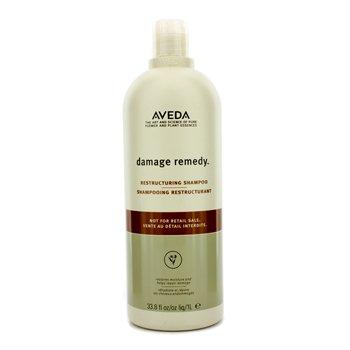 (Aveda Damage Remedy Restructuring Shampoo (Salon Product) 1000Ml/33.8Oz)
