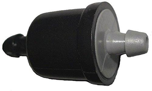 [15GPH Pressure Compensating (PC) Dripper Irrigation pack of 25] (Pressure Compensating Drip Emitter)