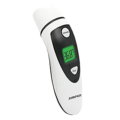 Jumper Digital Thermometer Medical Thermometer Adult&Baby infrared Thermometer with Dual-modes Design