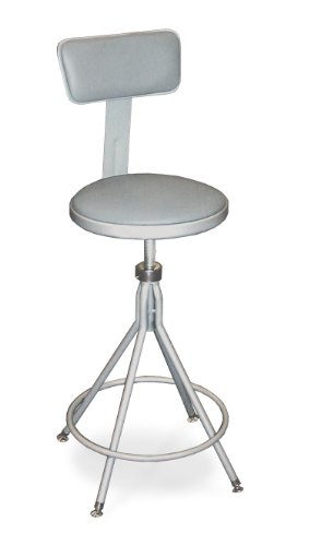 National Public Seating 24 Inch Stool - National Public Seating (6524HB) - 24-28