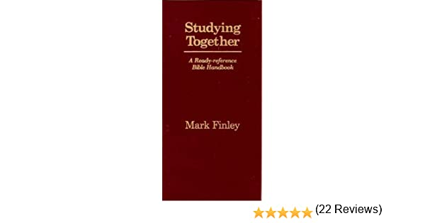 Studying together mark finley 9781878046086 amazon books fandeluxe Image collections