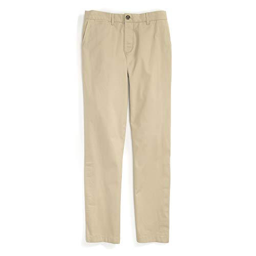 - Tommy Hilfiger Men's Adaptive Chino Pants with Adjustable Waist and Magnets, Sand Khaki, 36