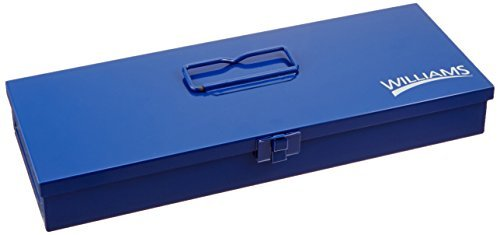 Williams TB-35 Toolbox 14-1/2 by 5-1/2 by 1-3/4-Inch [並行輸入品] B078XM6B1F