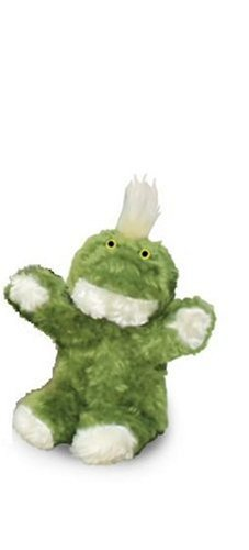 KONG Frog Dog Toy, Extra Small, Green, My Pet Supplies