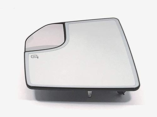 OEBrands Fits 15-18 F150 Left Driver Heated Mirror Glass & Holder w/Spot Mirror OE