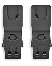 JOOVY Qool Car Seat Adapter, Maxi Cosi/Cybex/Nuna