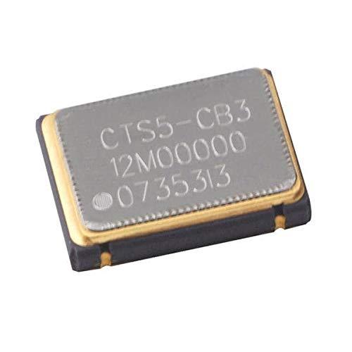 Standard Clock Oscillators 3.3Vdc 50ppm 10MHz - Pack of 50 (CB3LV-3C-10M0000)