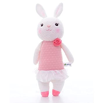 Amazon me too tiramitu stuffed bunny dolls plush rabbit toys me too tiramitu stuffed bunny dolls plush rabbit toys easter gifts decorations 12 inches negle Image collections