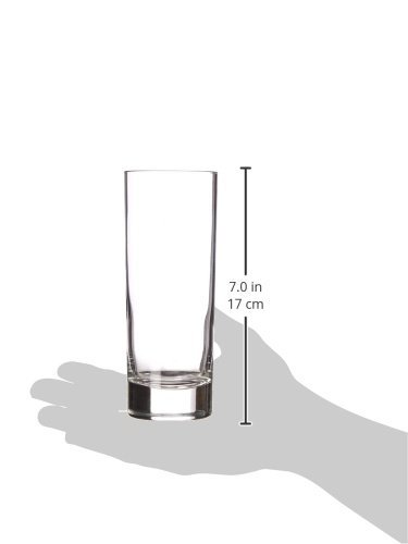 Libbey Glassware 1661SR Super Sham Beverage Sheer (Rim/D.T.E.) Glass, 12 oz. (Pack of 24) by Libbey (Image #2)