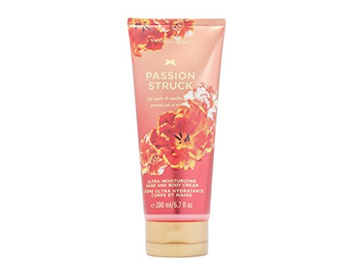 Passion Cream - Victoria's Secret Passion Struck Ultra-Moisturizing Hand and Body Cream, 6.7 Ounce