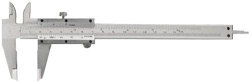 CNC QUALITÄT Taschen-Messschieber 150 mm m. Feststellschraube