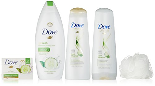 Dove Female Holiday Gift Set, Cool Moisture