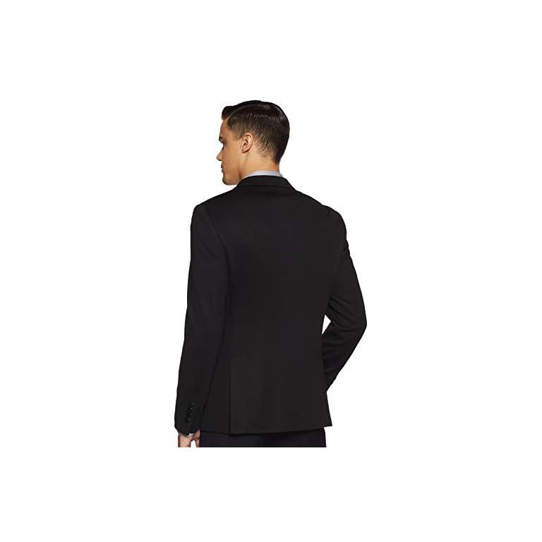 31mxwrHV UL. SS768  - John Players Men's Peak Lapel Slim Fit Blazer