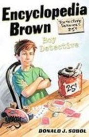 Encyclopedia Brown, Boy Detective by Sobol, Donald J. published by Paw Prints 2008-04-18 (2008) [Library Binding] ebook