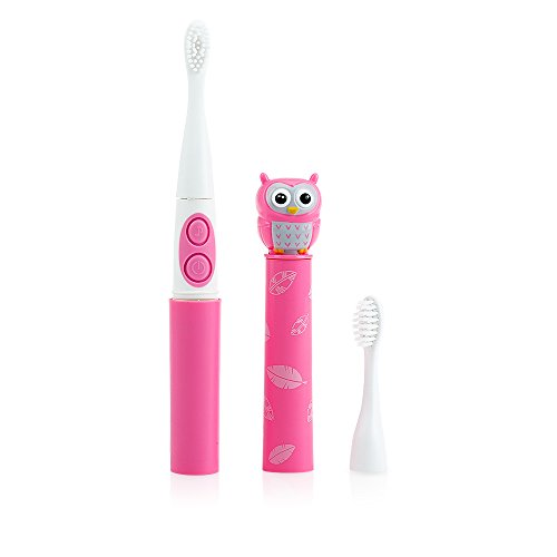 Nuby Electric Toothbrush animal character
