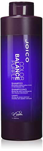 - Joico Color Balance Purple Shampoo, 33.8 Ounce