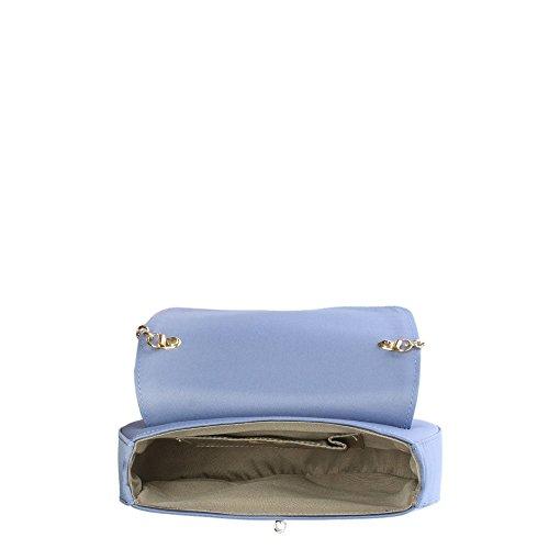 Raso Busta Pochette Fabric Daniel Blu Afleck Blue qPgE6E