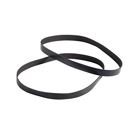 Hoover FH51000 Series Mylar Non Stretch Belts 2 Pk Genuine Part # 440005536 (Carpet Shampooer Belts)