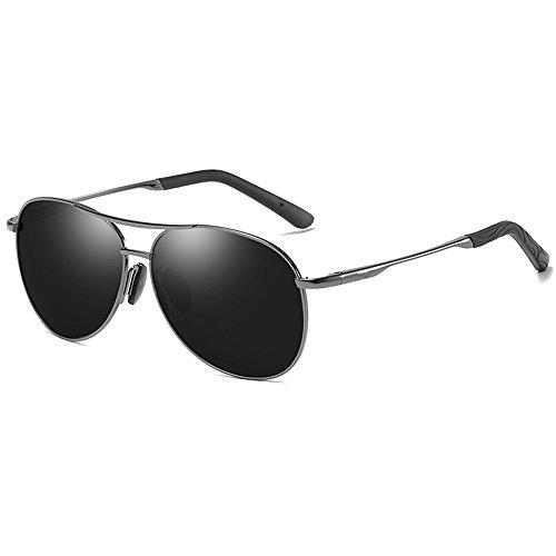 Lunettes Hommes PolariséS TESITE 100 Soleil Black UV Verres Miroir De D'ExtéRieur Protection FwTxn7tq