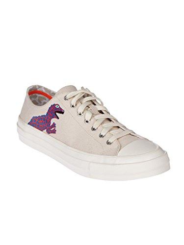 Paul Smith Mænds Suxdu233cvs04 Hvid Bomuld Sneakers EecrE