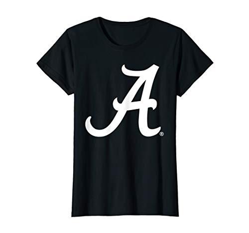 Alabama Crimson Tide Cute Women's NCAA T-Shirt C16BH06