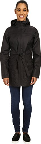 The North Face Women's Teralinda Trench, TNF Black, MD