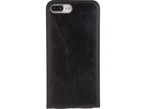 Mobilize Smartphone Gelly Flip Case Apple iPhone 7 Plus Black [MOB-23321]