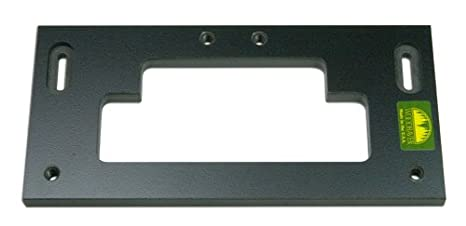 Woodhaven 8590 4 78 T Strike Plate Jig Router Templates Amazon