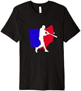 Vintage Cincinnati OHIO Baseball Premium T-shirt | Size S - 5XL