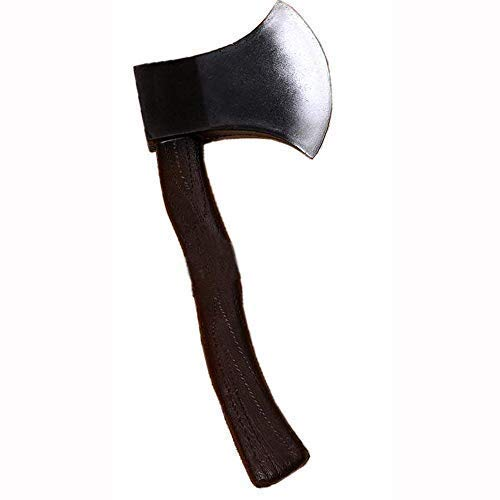 Foam Axe,Fun Halloween Costume Party Trick Props Foam Axe Knife Weapon Toys For Children ()