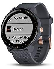 Garmin vívoactive 3 Music GPS-fitnesssmartwatch – muziekspeler, Garmin Pay, vooraf geïnstalleerde sport-apps