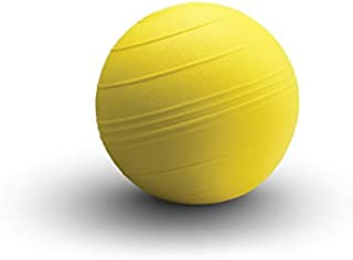 product image for IRON COMPANY D-Ball 10 inch USA-Made Slam Ball - Non Bounce Medicine Ball - Yellow