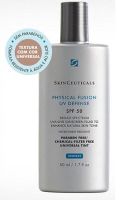 SkinCeuticals PHYSICAL FUSION UV DEFENSE SPF 50 (Universal Tint )(50ml / 1.7oz) (Universal Tint)