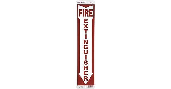 Amazon.com: El grupo de Hillman 844112 extintor aluminio ...