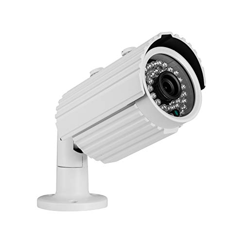 720P HD AHD CCTV Home Security Bullet Camera, 1280TVL Outdoor Indoor Waterproof Security Camera, High-Performance Night Vision HAD IR-Cut, More Clear/More Real